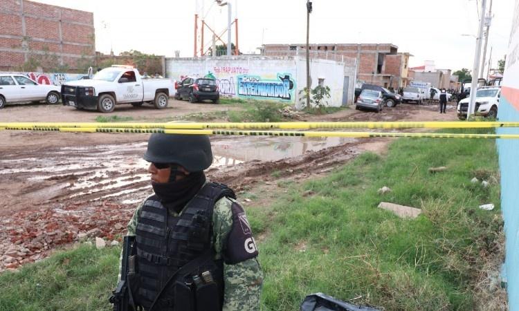 Logran la detención de 3 por masacre de 27 personas en Irapuato