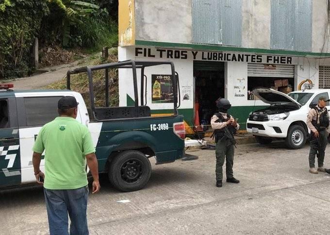 Asesinan a dirigente del PVEM en Veracruz