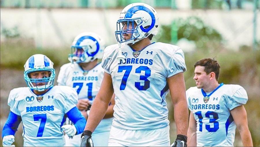 Isaac Alarcón reconoce que tiene que doblar esfuerzos en Cowboys