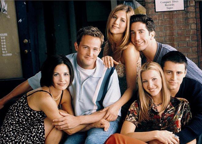'Friends' se corona como la mejor opción para ver esta cuarentena