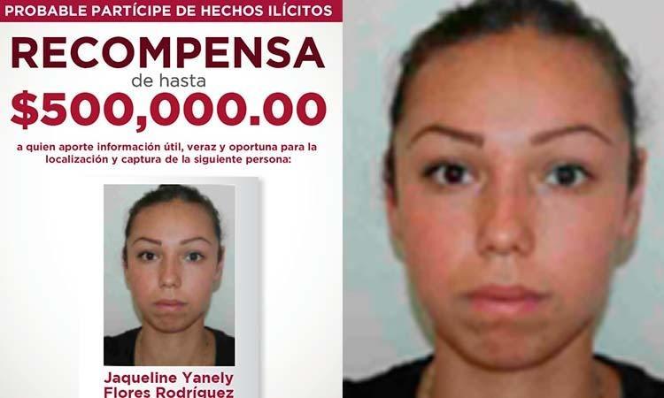 Ofrecen 500 mil por mujer ligada a homicidio del alcalde de Valle de Chalco