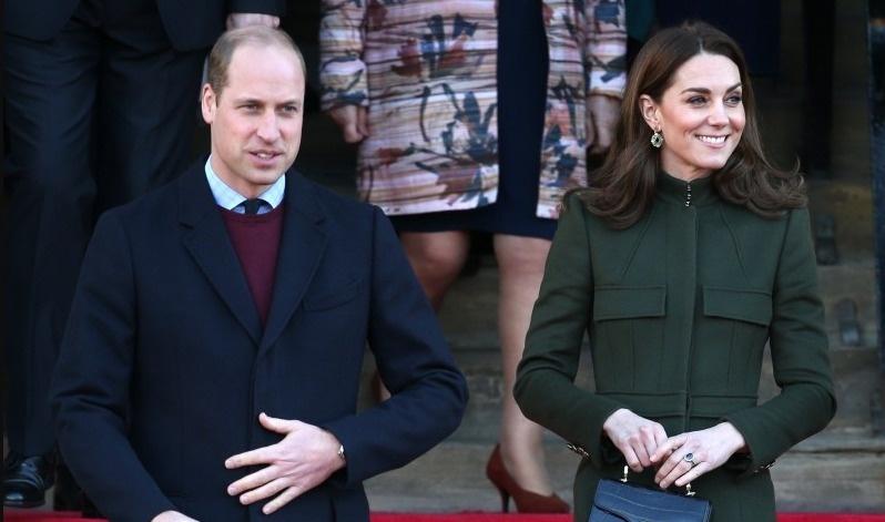William y Kate Middleton hacen donativo para organizaciones de apoyo a salud mental