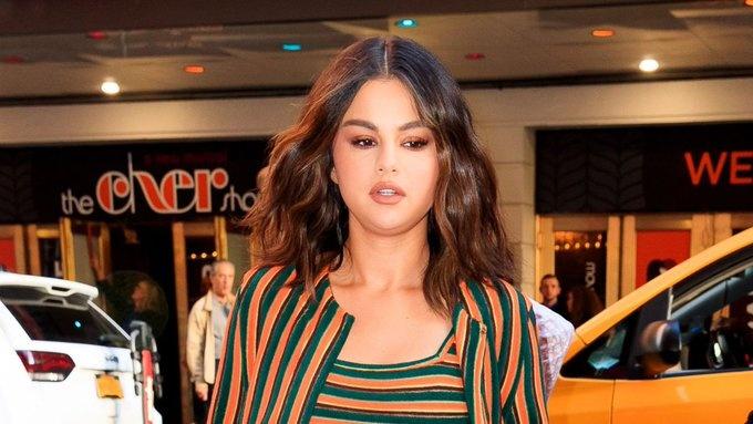 Selena Gomez ha dejado su vida amorosa en manos de Dios