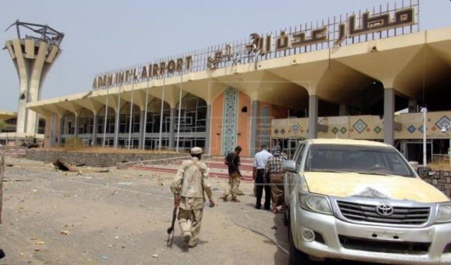 Se registran 22 muertos por ataque con misiles en aeropuerto de Yemen