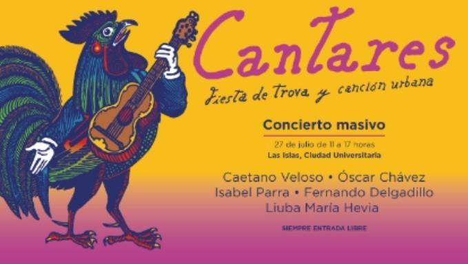 Revive el Festival Cantares