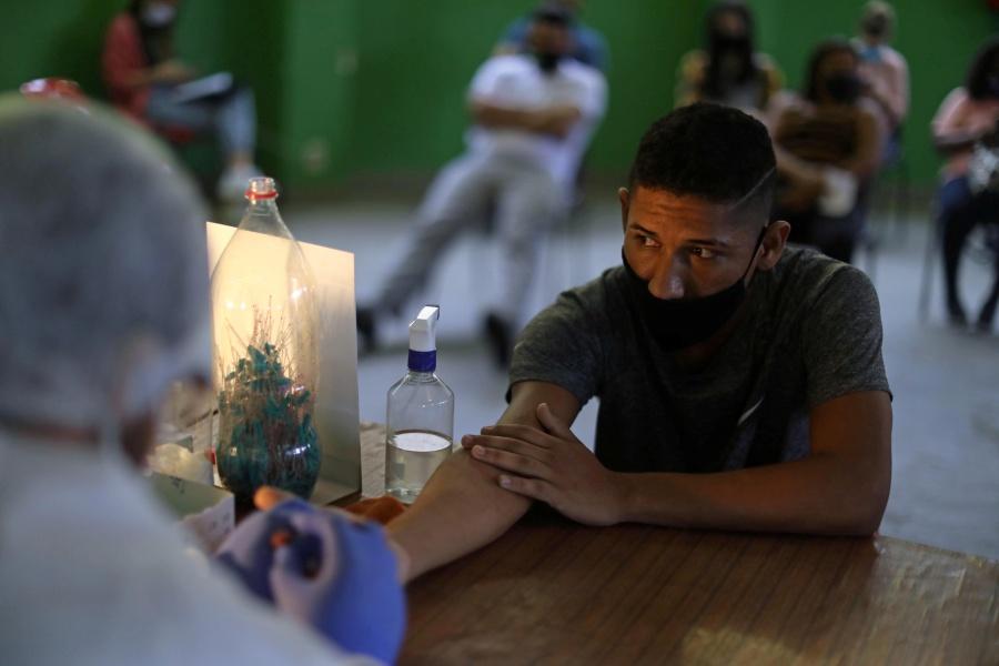 Brasil llega a más de 151 mil muertes