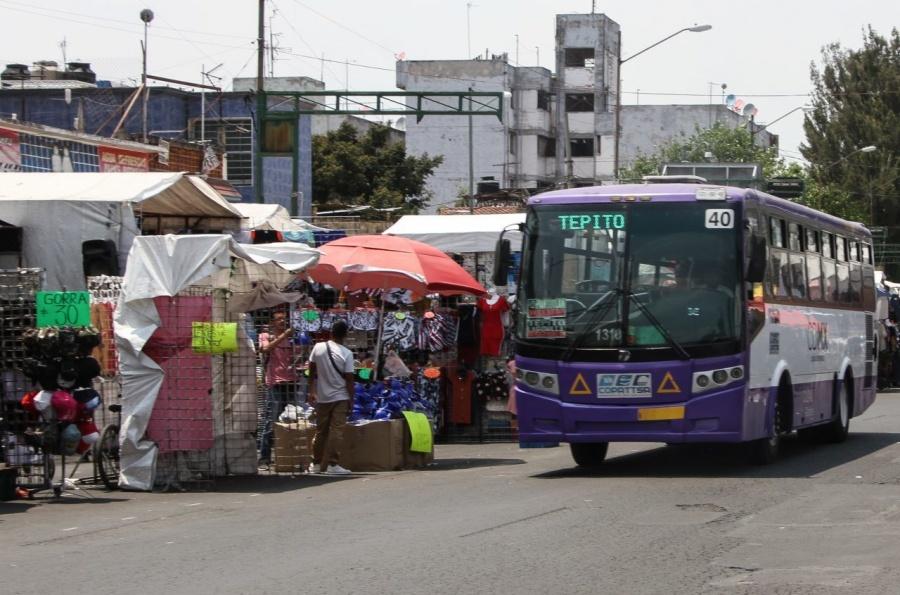 Piden comerciantes a autoridades instalar puestos en Tepito