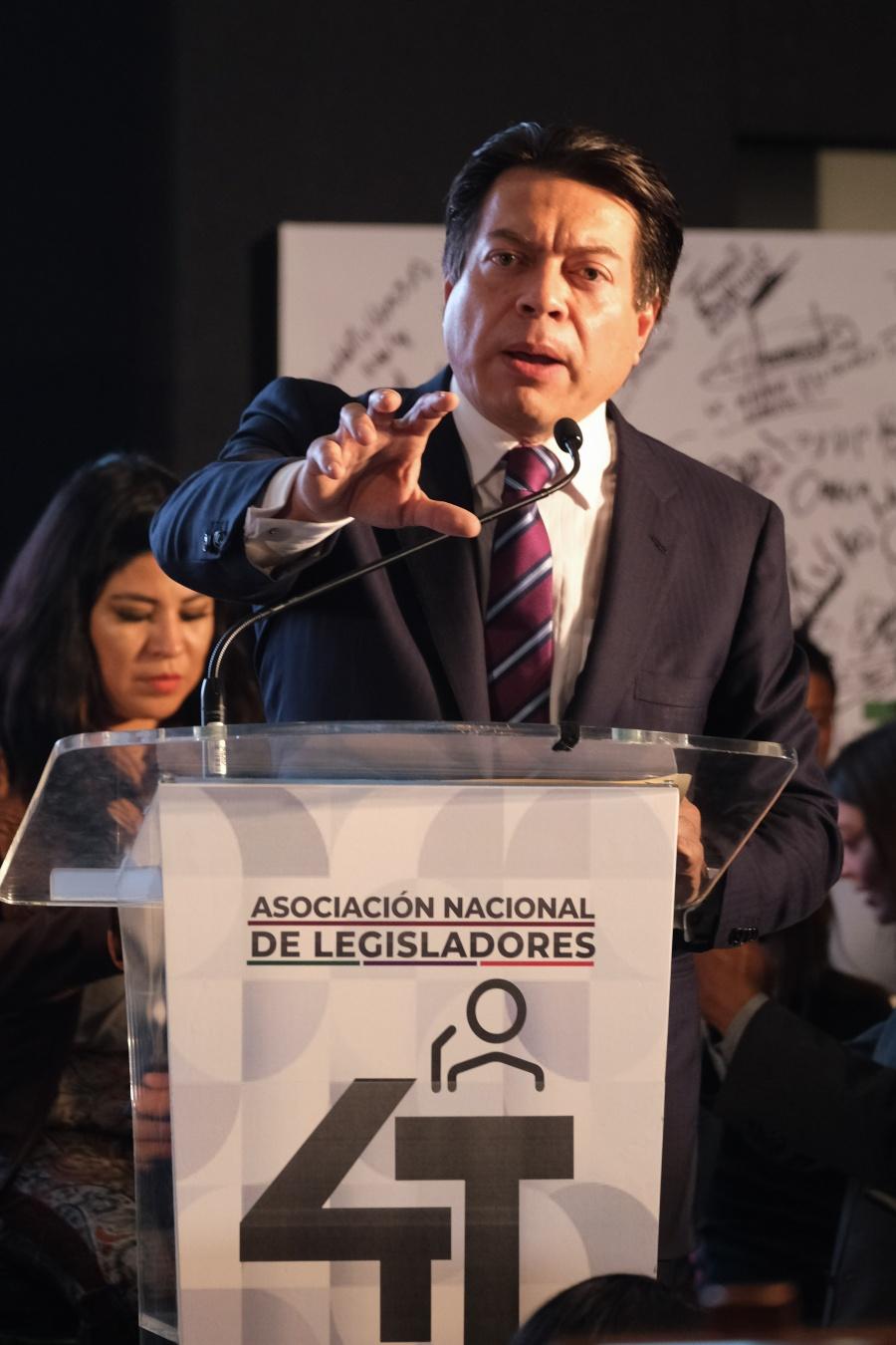 Condena Mario Delgado expulsión de embajadora de México en Bolivia