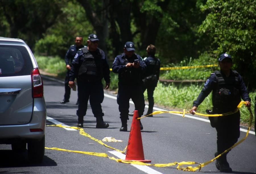 Tiroteo deja ocho muertos en carretera de Quintana Roo