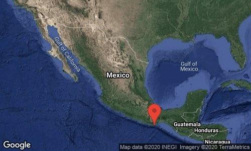 Sismo de 7.1 sacude a la Ciudad de México