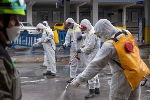 Si hay un fuerte rebrote del virus, España será el más golpeado: OCDE
