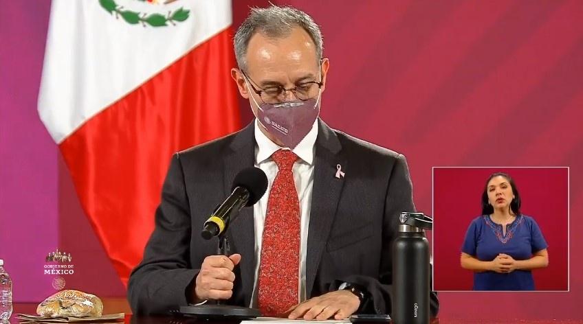 Meacutexico reporta 912 mil 811 casos de Covid19 y 90 mil 773 fallecidos