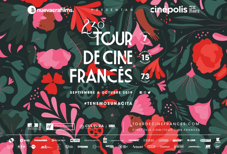 El banquete anual de cine francés; remake