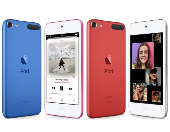 Apple lanza nuevo iPod touch con increíbles mejoras