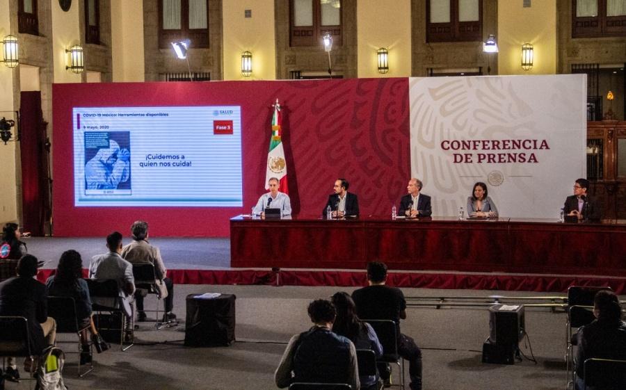 En el plan de reactivación, la prioridad es la salud: López Gatell