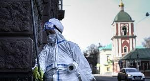 Contagios por COVID-19 en capital rusa rebasan los 57 mil casos