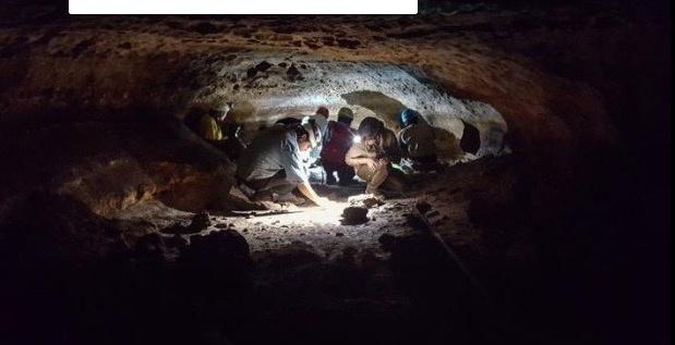 Redescubren santuario subterráneo en Chichén Itzá