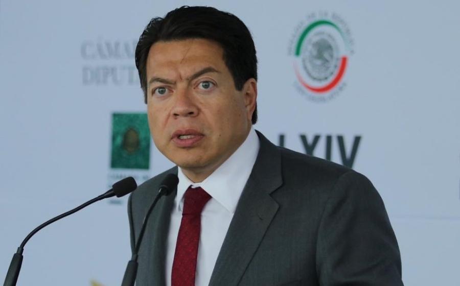 Rechaza Mario Delgado gasolinazo y menor presupuesto en estados