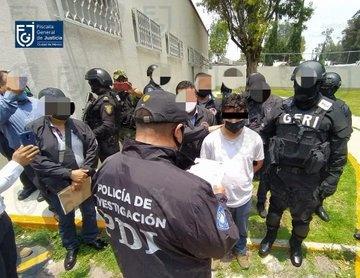 Dos hombres asegurados por atentado a Omar García Harfuch