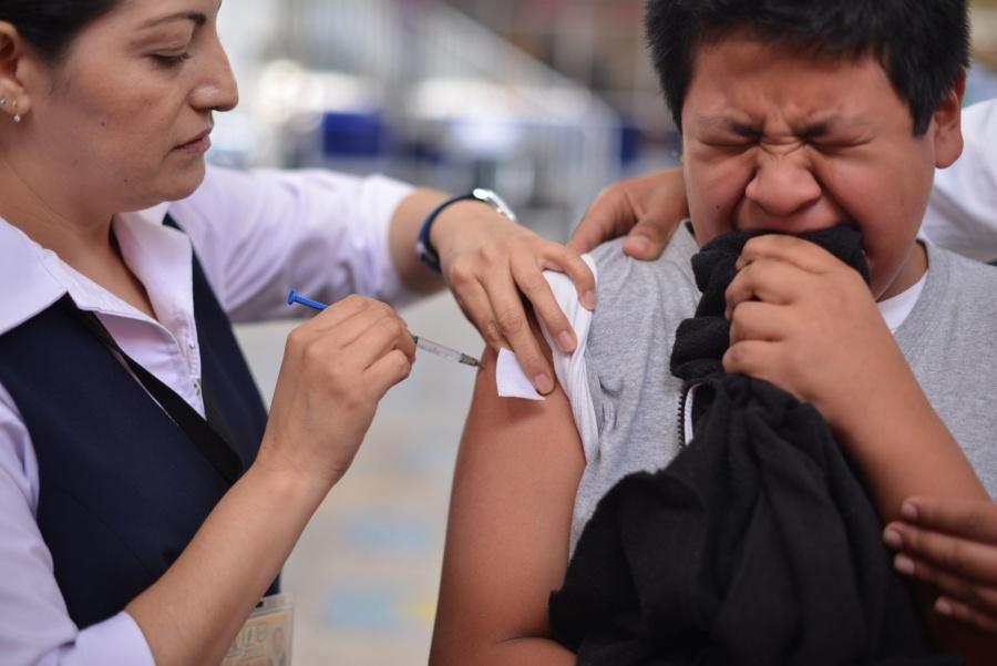 2 casos confirmados de sarampión y 16 sospechosos en Reclusorio Norte