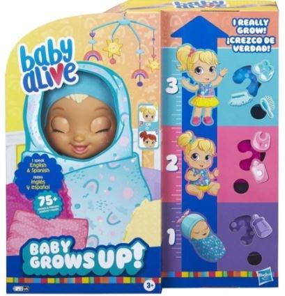 Baby Grows Up!: Las muñecas que crecen de verdad