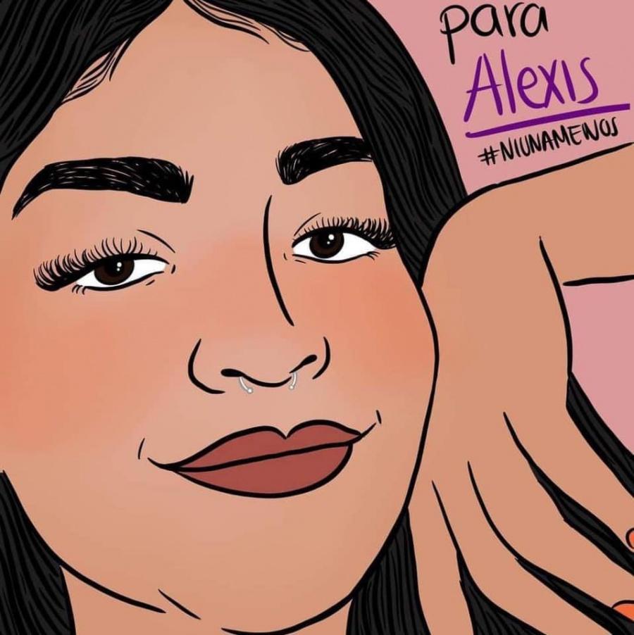 Detienen a dos presuntos involucrados en feminicidio de Alexis