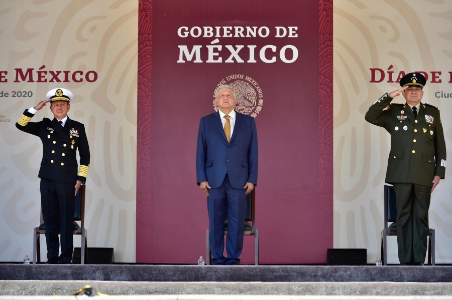 En vivo: Segundo Informe de Gobierno de Andrés Manuel López Obrador