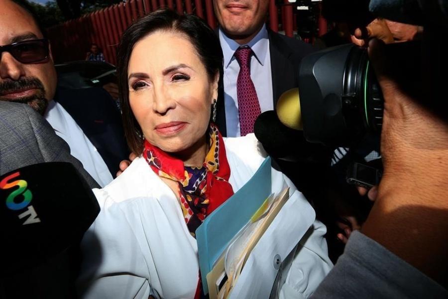 Aceptó por fin Rosario Robles que habitó otras casas