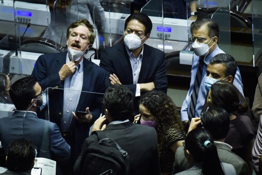 Piden uso obligatorio de mascarillas y pruebas de Covid a diputados federales que acudan a sesiones