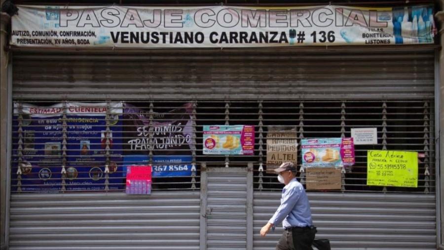 Cierran más de 3 mil negocios del Centro Histórico por festejos patrios