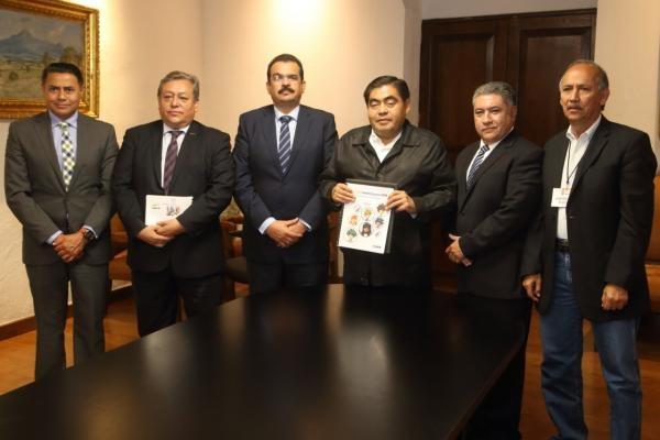 Se aprueba en Puebla el Plan Estatal de Desarrollo 2020-2024