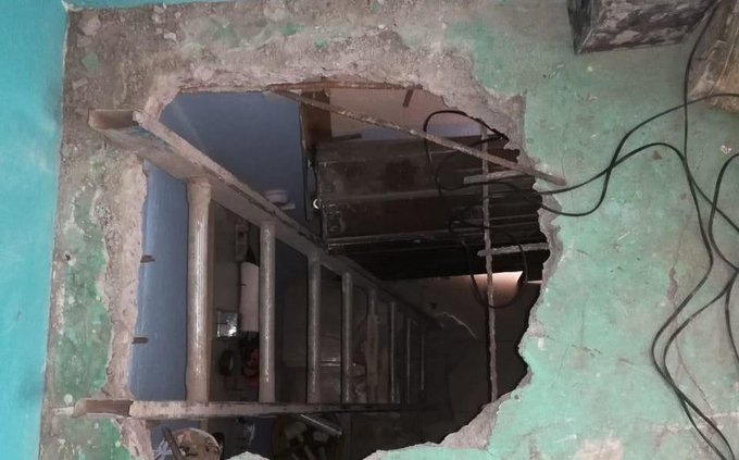 Aseguran toma clandestina en la Alcaldía Iztacalco