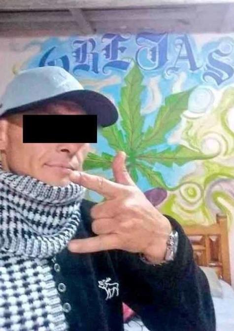 """Detienen a """"El Orejas"""", agresor de una pitbull en Iztapalapa"""