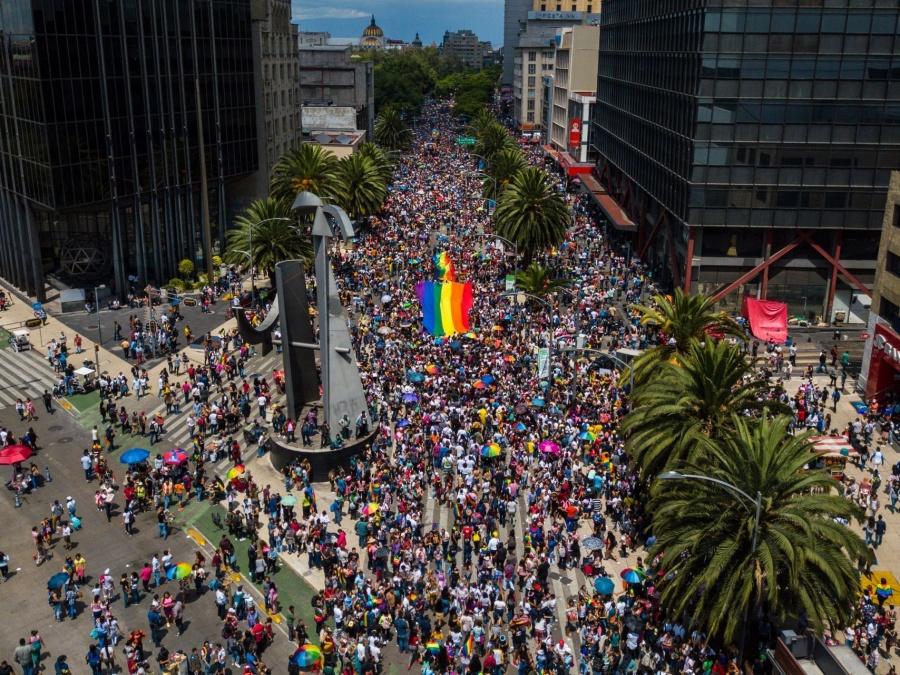 Se pospone la Marcha del Orgullo LGBTTTIQ+ en CDMX por Covid-19