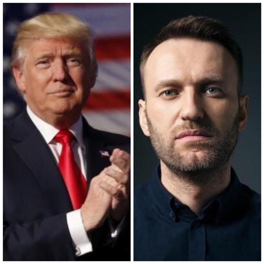 Trump no tiene pruebas sobre envenenamiento de Navalny