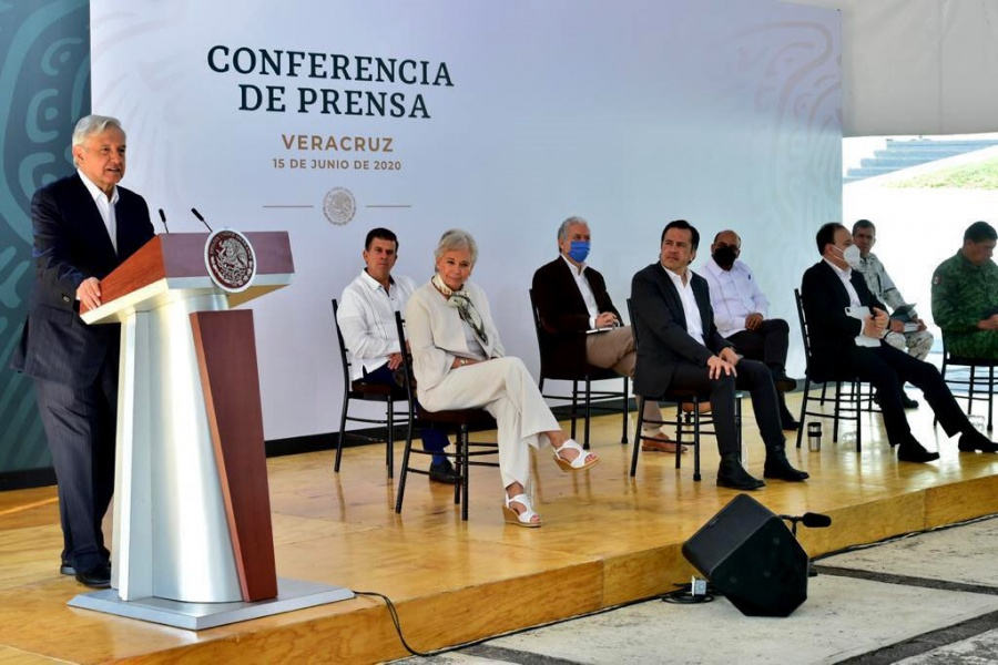 Colaboradores del Presidente buscan consolidar la transformación: Sánchez Cordero