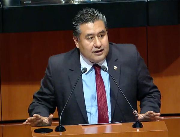 Llaman Senadores a Función Pública a cumplir con demandas de corrupción en el IMSS