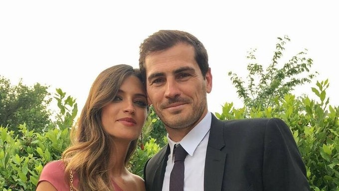 Iker Casillas y Sara Carbonero están de celebración