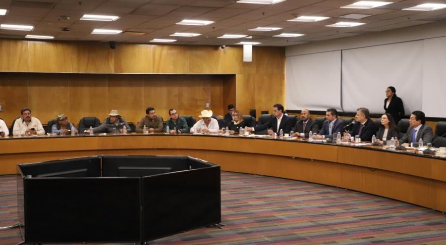 Comisión de Hacienda en espera de las condiciones suficientes para sesionar sobre Ley de Ingresos