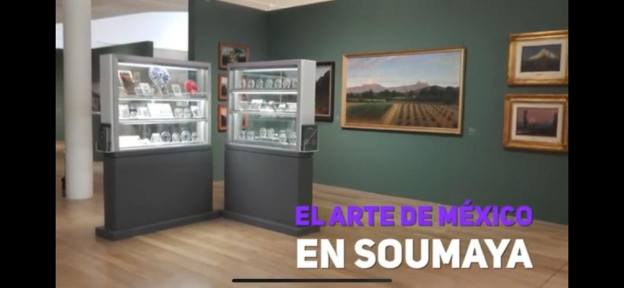 "Museo Soumaya presenta ""20 siglos de Arte en México"""