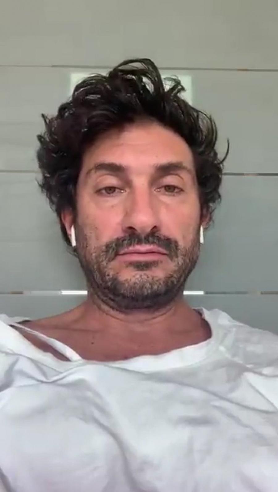 David Jassan relata como fue padecer Covid-19