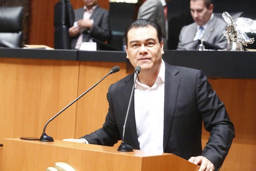 Juan Zepeda dijo que busca dar lugar a nuevas generaciones en el PRD