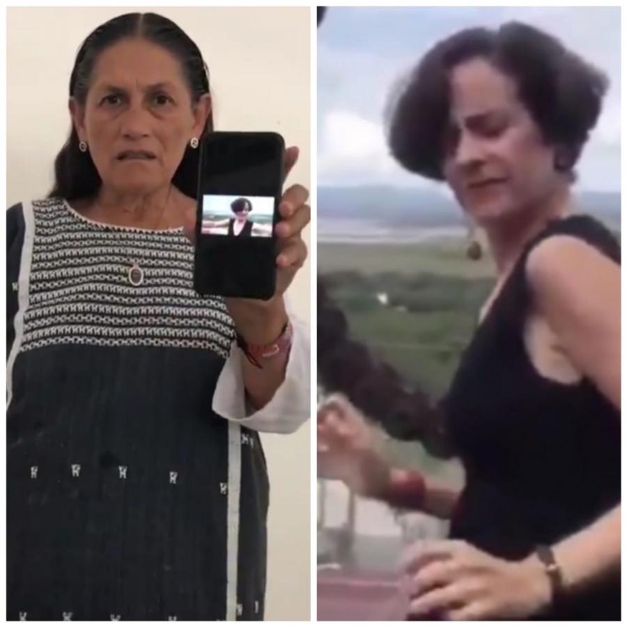 Video: Así reaccionó Jesusa Rodríguez al perreo de Dresser