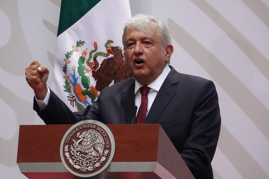 En Palacio Nacional y con 70 invitados, AMLO rendirá su octavo informe de gobierno