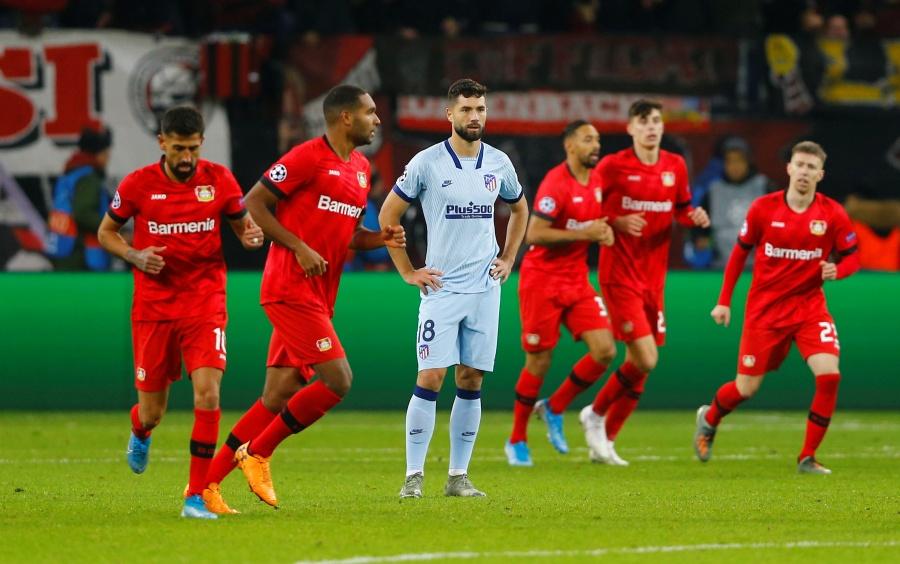 Leverkusen, PSG y Tottenham ganan, mientras que el City empata con el Atalanta