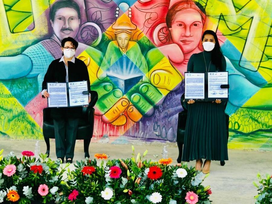 Lista primera universidad en alcaldía Magdalena Contreras