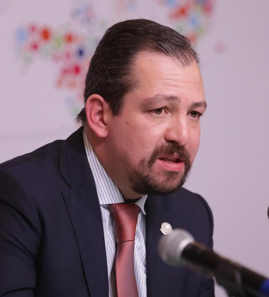 José Luis Vargas, nuevo presidente del TEPJF