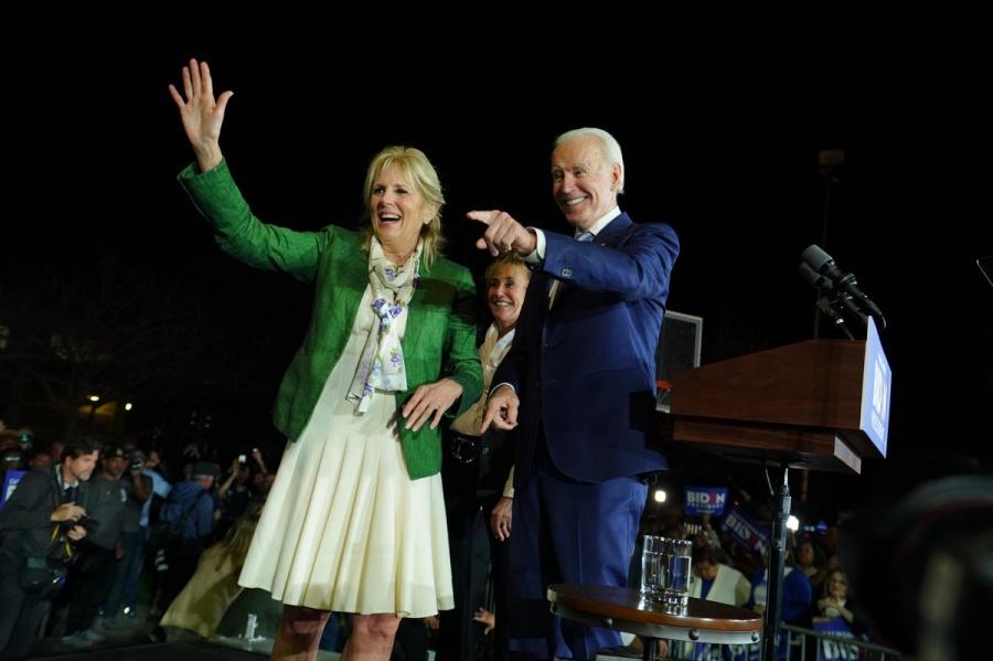 Joe Biden gana primarias demócratas en Florida