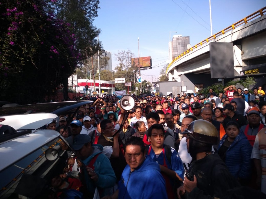 Demandan comerciantes de Coyoacán se suspendan nuevos permisos