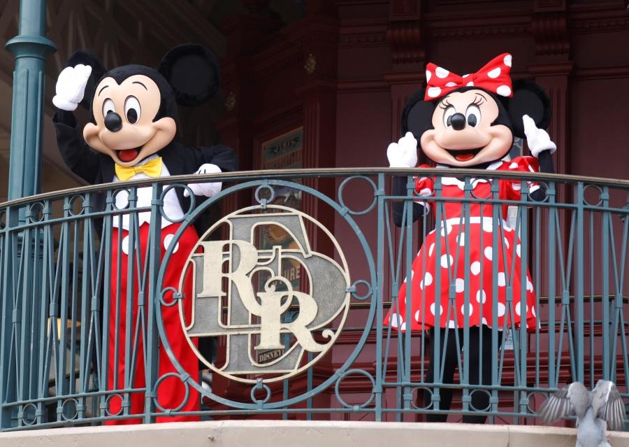 Disneylandia París reabrió  sus puertas a los visitantes